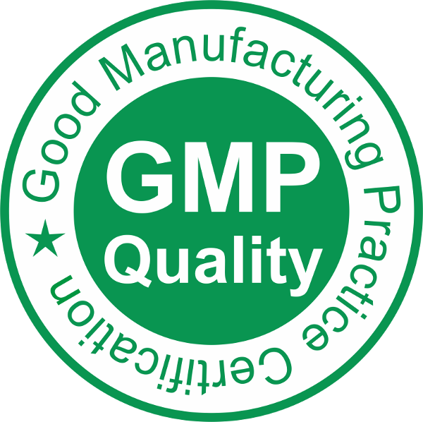 GMP Quality Certification